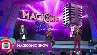 BESAR NYALI!! Ali Akbar & Coki Anwar Roasting Master Dedi! Eh Kena Batunya | Magicomic Show