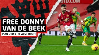 Free De Beek! | Manchester United 1-0 West Brom