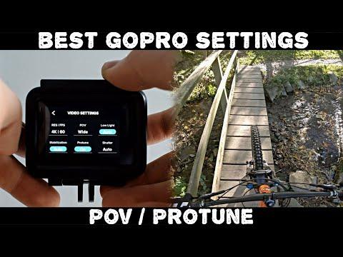 Best GOPRO Settings - Hero 7 | Protune | Beginners Tutorial