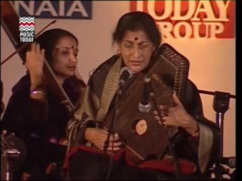Raga Yaman | Kishori Amonkar | Live in Concert | Swar Utsav 2003