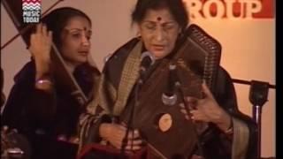 Raga Yaman   Kishori Amonkar   Live in Concert   Swar Utsav 2003   Music Today