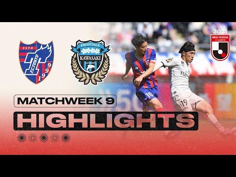 Tokyo Kawasaki Frontale Goals And Highlights