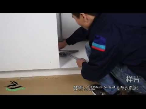 Base Blind Corner Kitchen Cabinet Assembly (BBC S 42 HARDWARE)