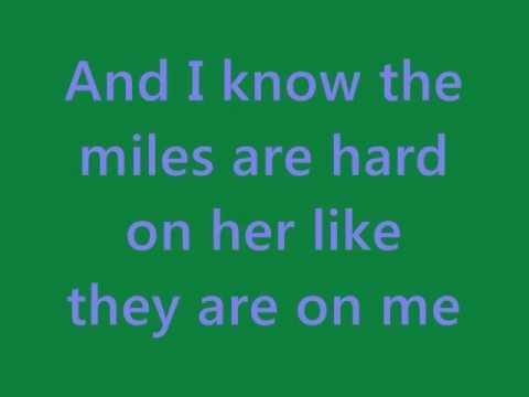 Rascal Flatts- Lonesome Road Lyrics