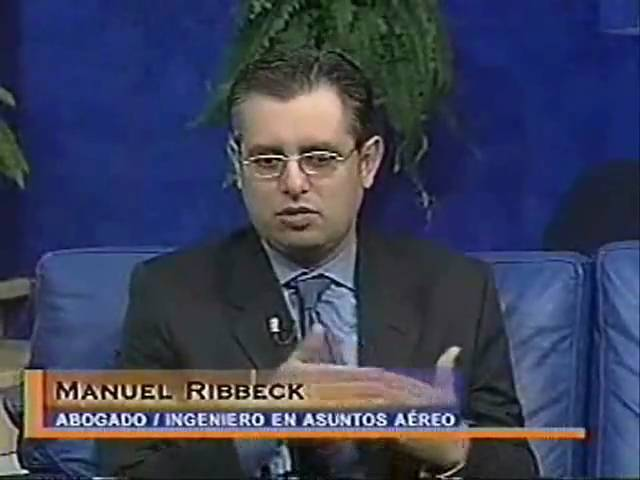Manuel Von Ribbeck on Primer Plano Part 1
