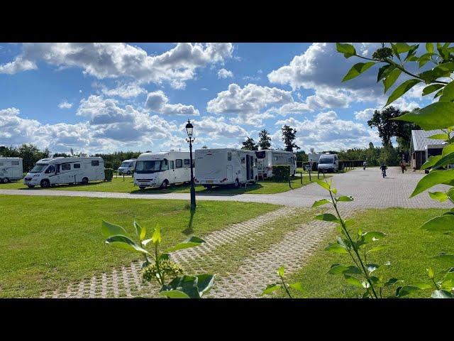 Camperplaats De Zwaan Nunspeet