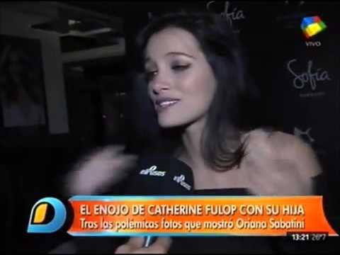 Julián Serrano y Oriana Sabatini siguen provocando