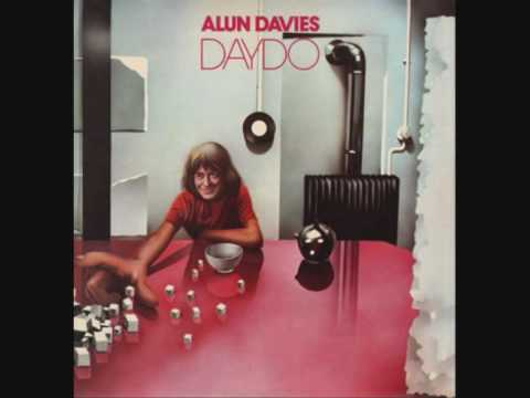 Alun Davies - Young Warrior