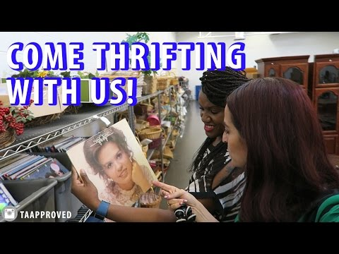 Knick Knacks, Bric a Brac at Deseret Industries|Come Thrifting With Us|#ThriftersAnonymous