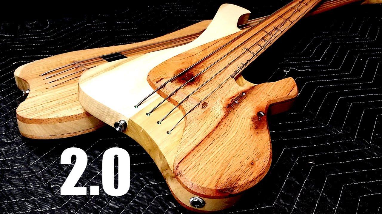 Apeiron Fretless Bass V2.0: Should I Auction it?