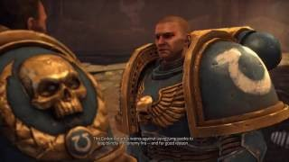 Warhammer 40,000: Space Marine PC Max Settings Gameplay