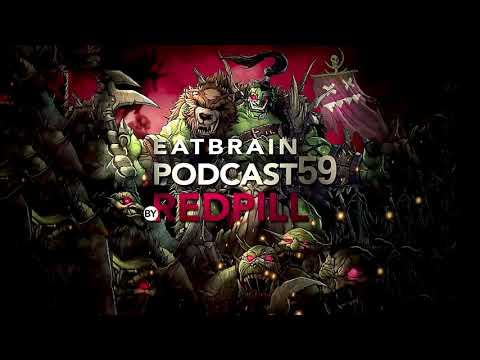 EATBRAIN Podcast #059 by REDPILL [Neurofunk Drum & Bass Mix]