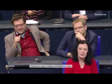 """""""Verunglimpfung der EU"""" Thema im Bundestag am 15.01.20"""