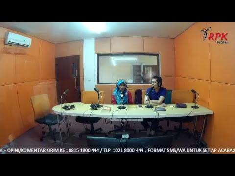 RPKFM 9630 Live Stream -You And The City Bersama Komunitas Good Reads Indonesia 03/06/17