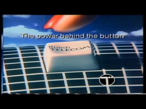 The Power Behind the Button - British Telecom Showreel | BT Heritage