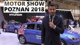 Poznań Motor Show 2018 - Relacja z naszej wizyty na targach