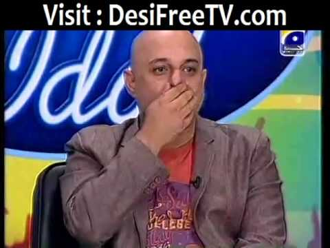 The Most Funny Audition In Pakistan Idol Watch Nowgrabfrom Com