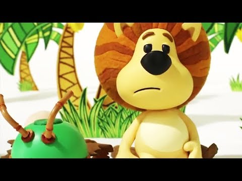 Raa Raa The Noisy Lion | Boing Boing | English Full Episodes | Cartoon For Kids🦁