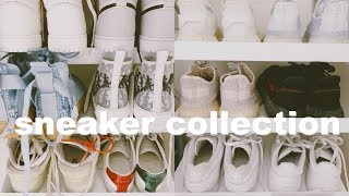 MY SNEAKER COLLECTION | 2020