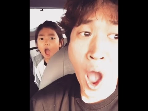 Tablo & Haru Singing American Pop