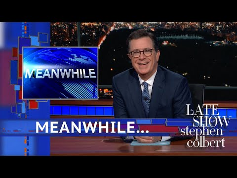 The Late Show Presents: Meanwhile