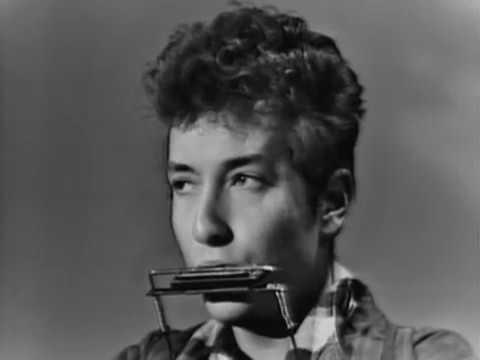 Bob Dylan - Man of Constant Sorrow (with lyrics)