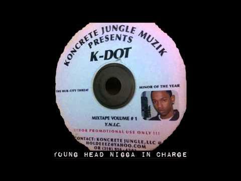 Kendrick Lamar - Hub City Threat, Minor Of The Year [Y.H.N.I.C.] (Full Mixtape + 8 Bonus Tracks)