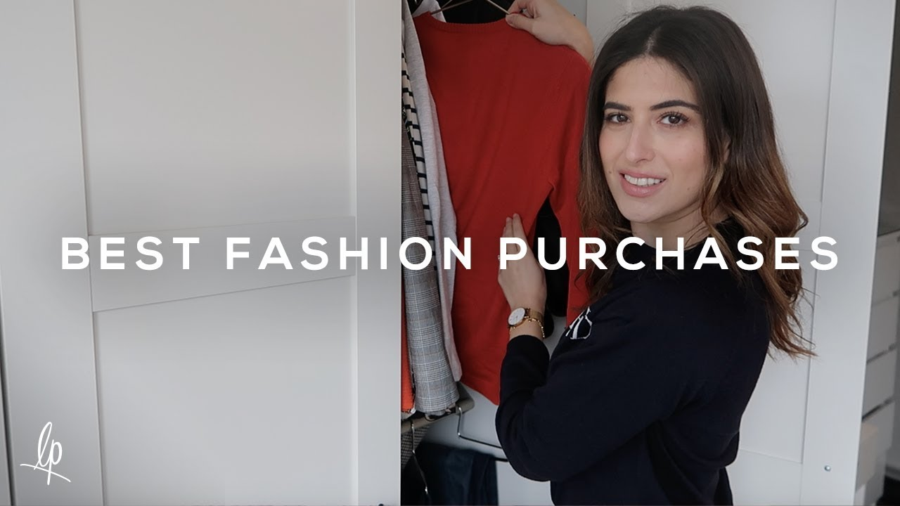 e421f040aa3 MY BEST FASHION PURCHASES | Lily Pebbles - YouTube