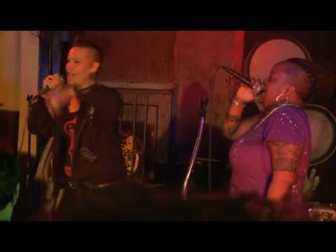 Krudas Cubensi live at Underground Merger, Houston, Texas