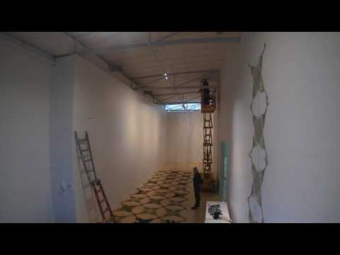 Maureen Lander: Flat-Pack Whakapapa at The Dowse | Time-lapse of installation