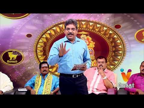 சனிப் பெயர்ச்சி ஓரு அலசல் - 2017- 2020 | Astrologer Shelvi | Vendhar Tv