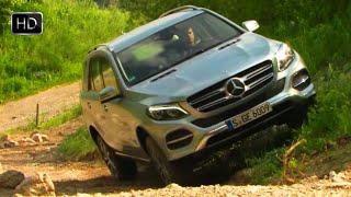 2016 Mercedes-Benz GLE-Class GLE400 4MATIC SUV OFF ROAD TEST HD