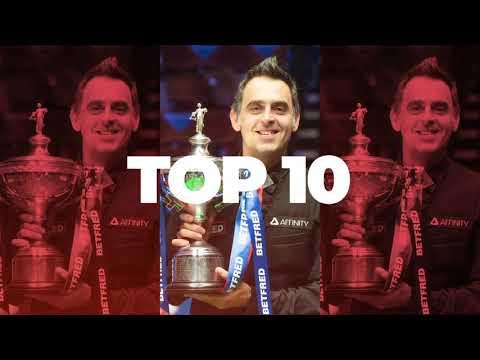 Betfred World Championship | Top 10 Shots