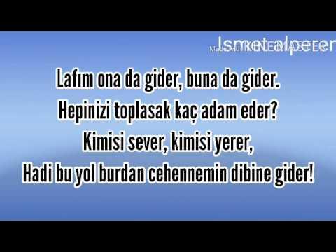 Ramiz - Cehennemin Dibi Lyrics Sozleri Dinle