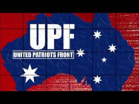 United Patriots Front Australia Melbourne May 31st