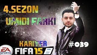 Türkiye Süper Lig Kariyeri | Fifa 15 | 39.Bölüm | CL ve Lig Maclari