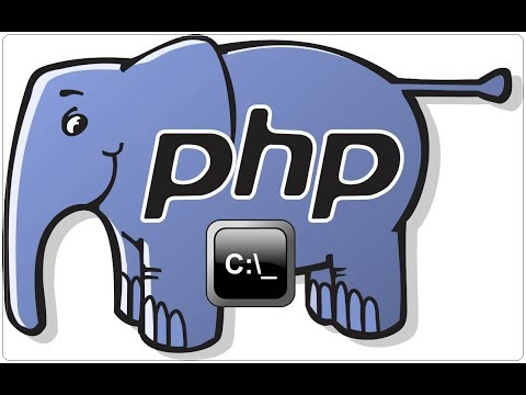 Run PHP As Interactive Shell Using CMD