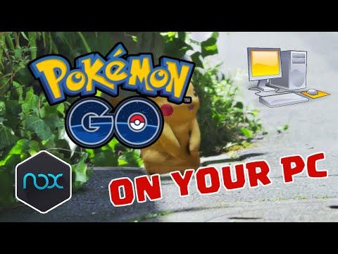 Pokémon GO on PC with Nox! [Bluestacks Alternative]