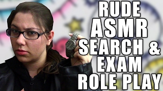 Download lagu ASMR Search, Examine, Frisk Role Play - Rude ASMR RP, Searching You