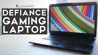 ► Defiance 17.3! - Gaming Laptop Review