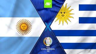 Argentina x Uruguai - AO VIVO - 18/06/2021 - Copa América