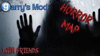 Garry's Mod: Horror Map With Friends