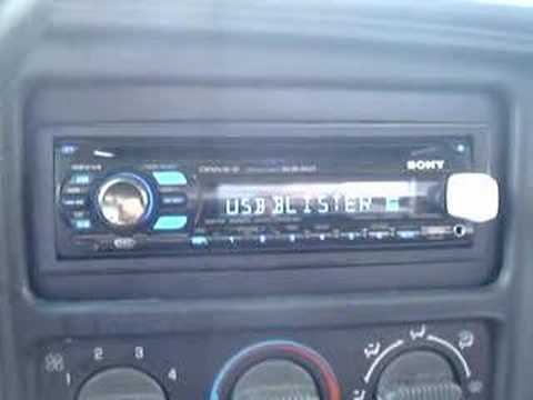 hqdefault sony cdx gt610ui car stereo youtube sony cdx gt540ui wiring diagram at soozxer.org