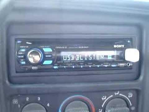 Sony Cdx Gt610ui Wiring Diagram Ultrasonic Movement Detector Circuit Car Stereo Youtube Premium