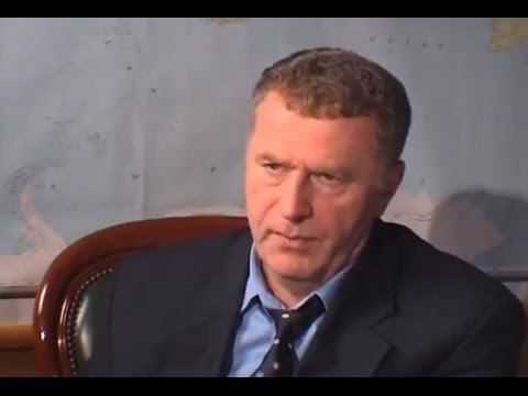 Vladimir Zhirinovsky about independent Kurdistan (English subs)