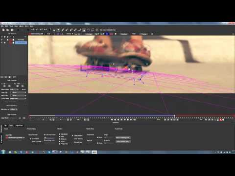 How to handle difficult motion tracking with mocha AE CC