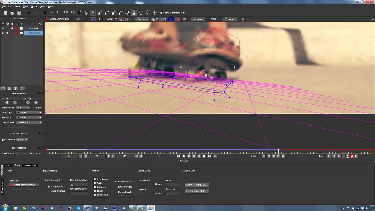 Greatly discounted price imagineer systems mocha pro v3.1