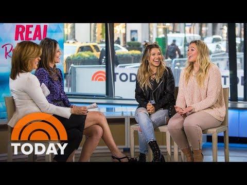 Singer-Songwriter Rachel Platten & Model Iskra Lawrence Talk About Body Positivity Campaign | TODAY