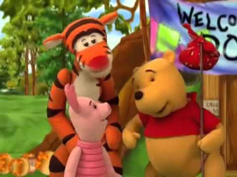 Winnie The Pooh The Book of Pooh Stories From The Heart 2