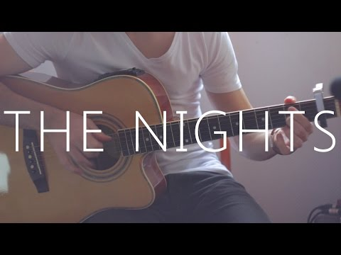 The Nights - Avicii - Fingerstyle Guitar - Peter Gergely